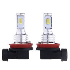 Pair Car LED Light Lamp 35W 4000LM 6000K  White H11 H8 H9 H16 Fog Lights Bulbs