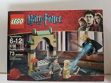 Lego Harry Potter 4736 Freeing Dobby NEW NIB Malfoy Minifigure