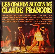 *** 33 TOURS / LES GRANDS SUCCES DE CLAUDE FRANCOIS * LES TRETEAUX/ FRANCE ***