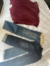 maternity clothes 3 Piece Lot Size 4/med