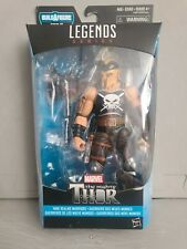 marvel legends ares , complete but WITHOUT BAF PART, Gladiator Hulk wave