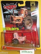 TRACTOR # 15/19 Metal Deluxe Disney Mattel Cars Vehicle auto modellino toy