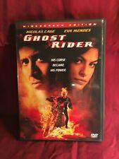 Ghost Rider (Widescreen DVD) Nicolas Cage & Eva Mendes