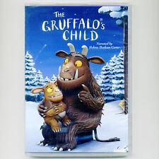 Gruffalo's Child 2011 animated children's film, new DVD, Helena Bonham Carter