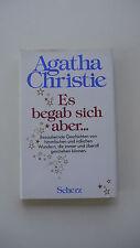 Agatha Christie - Es begab sich aber