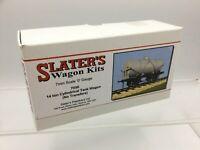 Slaters 7056 O Gauge 14t Cylindrical Tank Wagon Kit