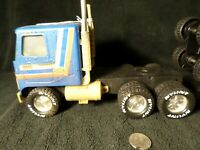 VTG Nylint GMC Astro 95 18 Wheeler Semi Tractor & Trailer The Rig Pressed Steel