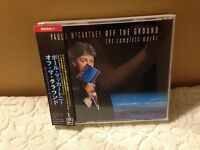 A2867 PAUL McCARTNEY / OFF THE GROUND COMPLETE WORKS (JAPAN) TOCP-8207~08 OBI