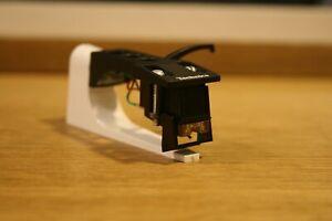 Technics Headshell Genuine & cartridge Shure R25ED & Stylus RS 3E