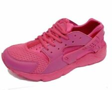 Zapatillas deportivas de mujer rosas sin marca de sintético