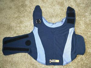 ThunderShirt Medium Dog Jacket - BLUE