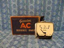 1937 Pontiac NOS AC Gas / Fuel Gauge #1515325