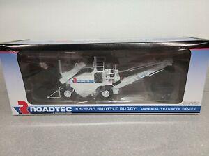 Roadtec SB-2500 Shuttle Buggy MTD - First Gear 1:50 Scale Model #50-3229 New!