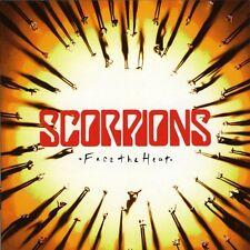 Scorpions - Face the Heat [New CD]