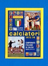 CALCIATORI PANINI 1996-97 Figurina-Sticker n. 13 - ALBUM CALCIATORI 1973-74 -New
