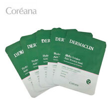 Coreana Dermaclin Hydra Solution Anti Wrinkle Mask 21ml x 5pcs