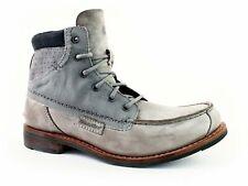 """Caterpillar James 6"""" Men's Casual Grey Boots"""