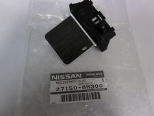 New Genuine Nissan X Trail T30 Heater Fan Resistor Manual Heater Controls
