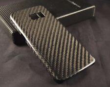SAMSUNG GALAXY S7 100% REAL CARBON FIBER CASE / COVER / PROTECTS CAMERA NIB
