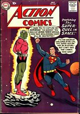 Action Comics #242 Silver Age DC 4.0