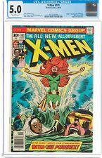 X-Men #101 CGC 5.0 1976 OW Pages 1st App Phoenix - Black Tom Cassidy Juggernaut