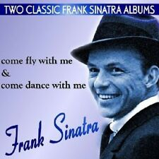 FRANK SINATRA - COME FLY WITH ME/COME DANCE  CD NEU