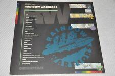 VA Sampler - Greenpeace Rainbow Warriors - Doppel-Album Vinyl Schallplatte 2LP