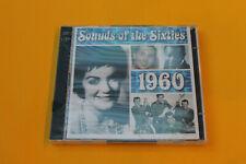 Time Life - Sound of the Sixties - 1960 - 2 CD Set (Neu - New)