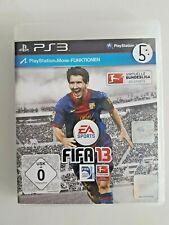 FIFA 13 für Sony Playstation 3 PS3 Spiel Sport Fussball Soccer