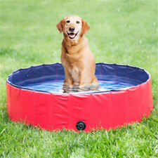 Foldable Pet Pool Bathing Swimming Cat Dog Cat Puppy Bathtub Home Outdoor Shower