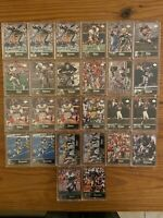 Lot Of 20 1997 Upper Deck NFL Legends Autographed Cards Pristine