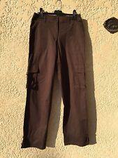 Pantalon Femme Marron - Jennyfer - Taille 36 - Très Bon État