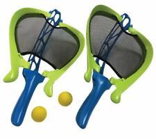 Diggin Whippet Catch Game Set. Scoop Ball Catcher & Track-Ball Jai Alai Throw.