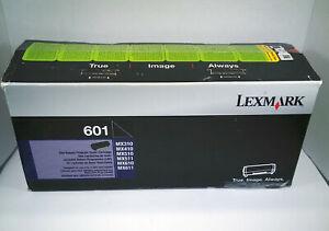 Lexmark OEM 601 60F1000 Black Toner Cartridge For MX410 MX510 MX511 MX610 MX611