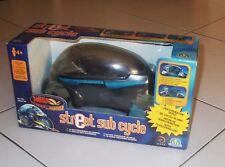 DIABOLIK Track of the Panther STREET SUB CYCLE La Moto trasformabile Saban 1999