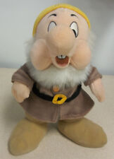 Disney SNOW WHITE & The Seven Dwarfs SNEEZY Plush Beanie W/ Tags