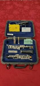 Selmer Student Oboe W/ Case Reeds Cleaning Cloth