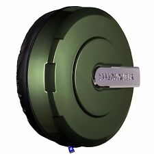 "32"" Hummer H3 Xtreme Tire Cover - Color Matched - Shadow Green"