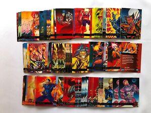 X-Men: '95 Fleer Ultra Trading card base single card by Fleer 1995 Marvel