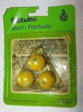 Subbuteo Palloni Set C121 Match Balls SPESE GRATIS