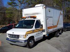 2001 Ford E-Series Van 1-OWNER 113K XLT 7.3L POWERSTROKE TURBO DIESEL BOX TRUCK ONAN
