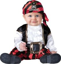 Pint Size Pirate Infant 12-18 Months Halloween Costume Rubies