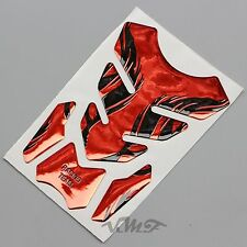 Red Oil Tank Cap Gas Protector Sticker Decals For Yamaha YZF R3 R25 R1 R6 XJR