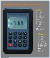 LB02 4-20mA/0-10V/mV Res Current Voltage signal generator source calibrator 24V