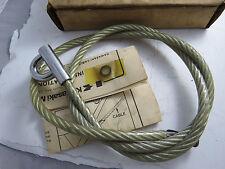 NOS OEM KAWASAKI CABLE LOCK KIT ACCESSORY PN 28000-304 1982 KZ550 KZ650 KZ750