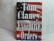 /Executive Orders By Tom Clancy - 1st Edition - Hardcover with Dustjacket
