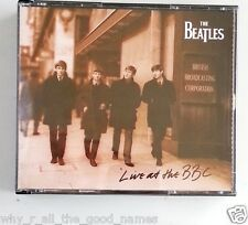 THE BEATLES LIVE AT THE BBC - 2 Disc Apple CD Album 1962 - 1965 Radio Sessions