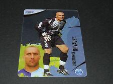 C. REVAULT LE HAVRE AC HAC JULES-DESCHASEAUX PANINI FOOTBALL CARD 2008-2009