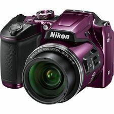 Nikon Coolpix B500 Digital Camera - Purple