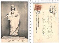 B. V. della salute in Navarons del Friuli - f/p viaggiata 1903 - 15936
